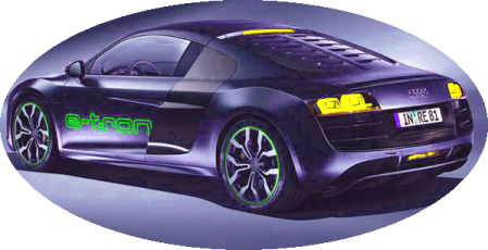 Concept sport Audi R8 électrique : e-tron