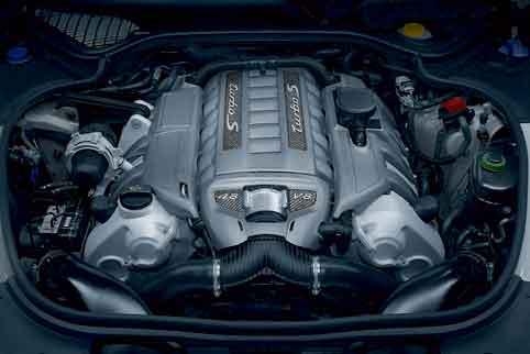 moteur panamera
